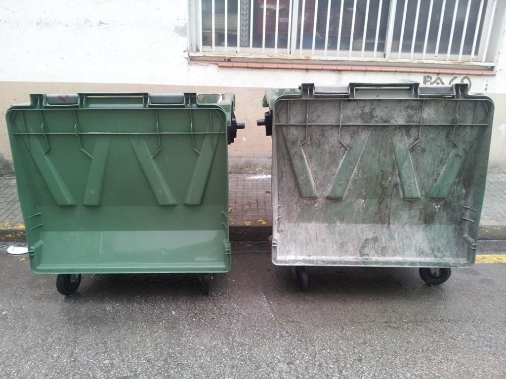 Rentat Exterior de contenidors
