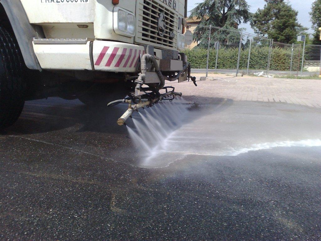 Neteja de carrers