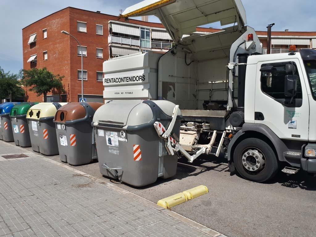 Lavado de contenedores de 3.200L