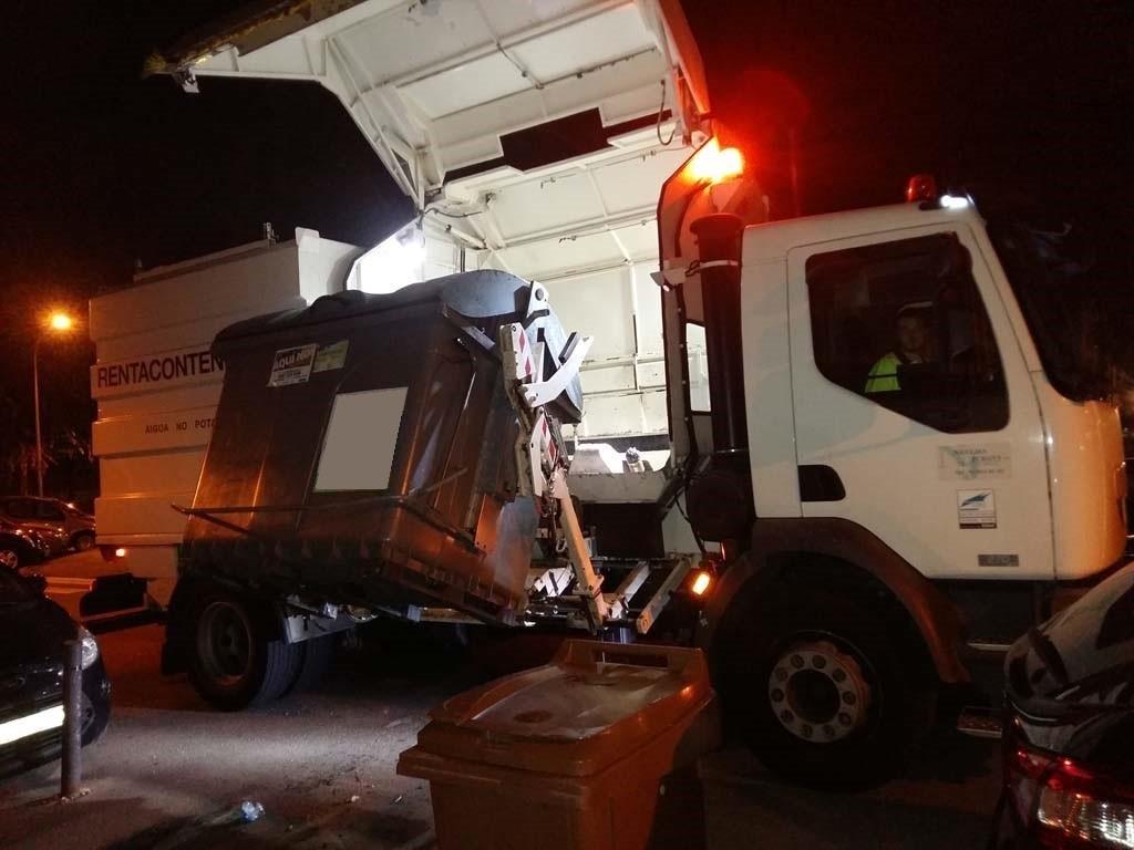 Rentat de contenidors de 2.400L